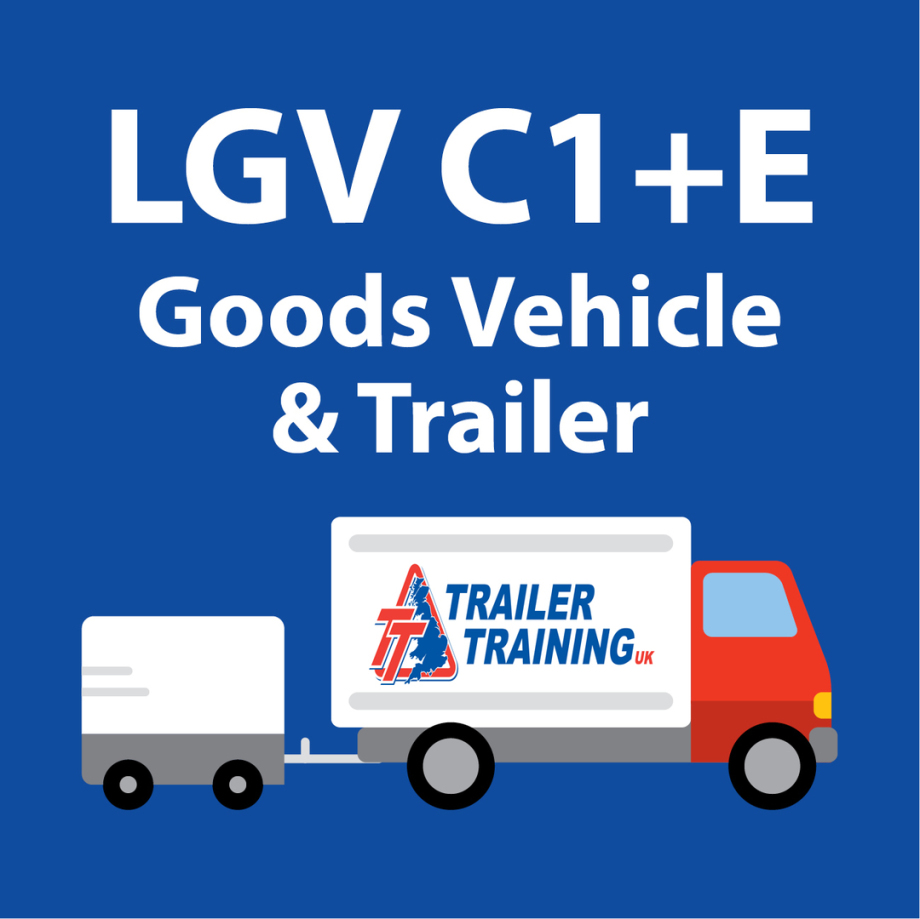 LGV C1+E Training