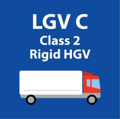 LGV Cat C