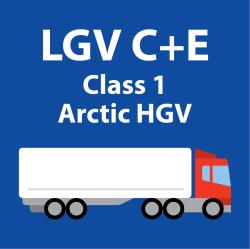 LGV Cat C+C
