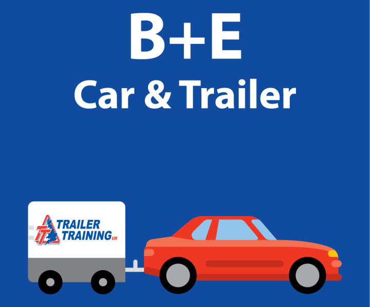 B+E Car and Trailer