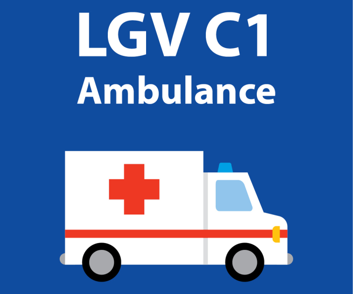 LGV C1 Ambulance Training