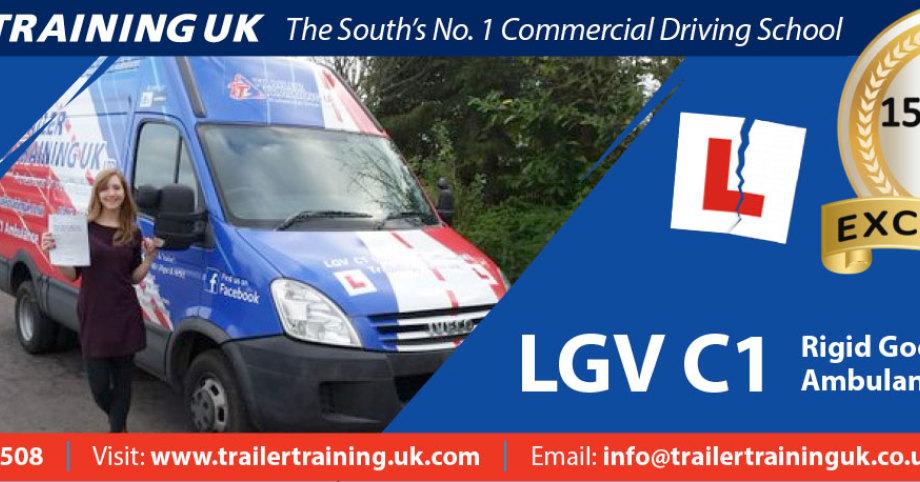 LGV C1 Driving Test