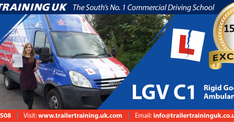 LGV C1 Driving Lessons