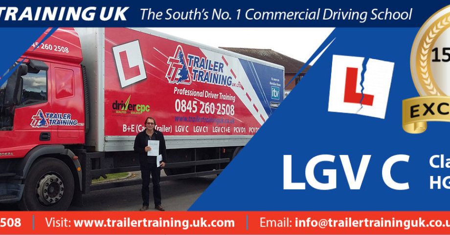 Trailer Training uk Ltd for HGV 2 (Cat C) driver training
