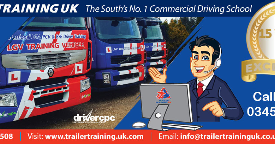 Train with Trailer Training uk