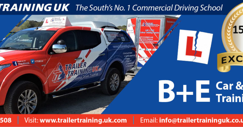 Trailer Training uk Ltd for car and trailer driver training