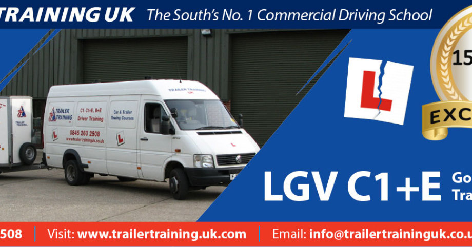 Trailer Training uk Ltd for LGV C1+E driver training