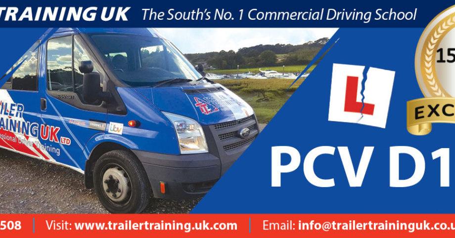 Trailer Training uk Ltd for D1 Minibus driver training