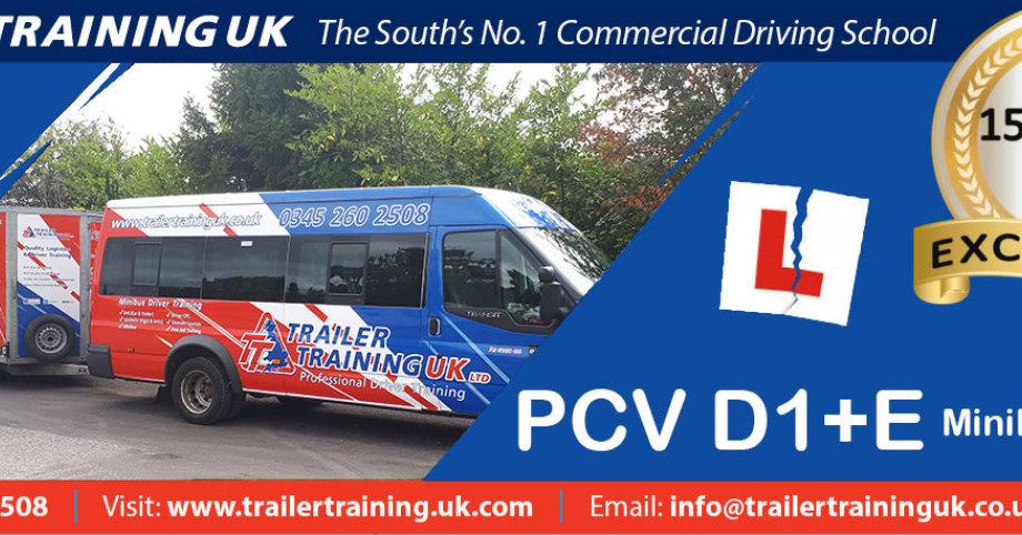 Trailer Training uk Ltd for D1+E driver training