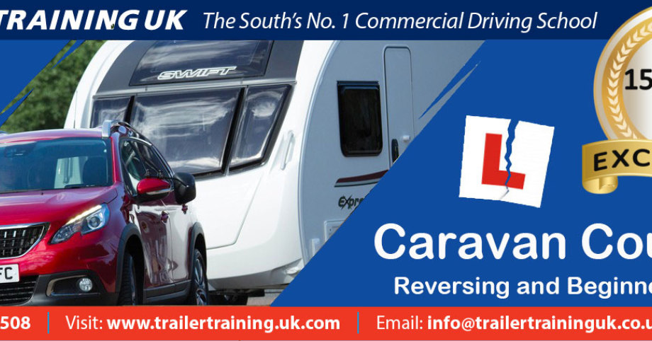 Caravan towing courses