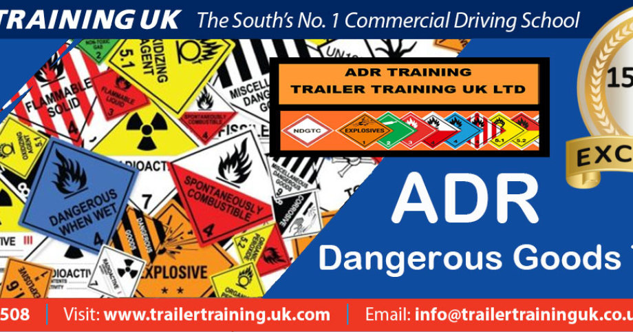 Trailer Training uk Ltd for ADR training